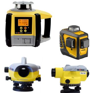 Niwelatory / Lasery i multi-lasery krzyżowe