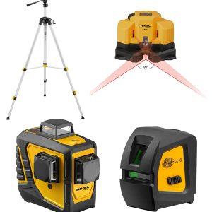 Lasery / Multi-lasery krzyżowe i zestawy